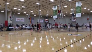 Indiana Elite Prime picks up the 90-66 win against Indiana Elite Green 2020