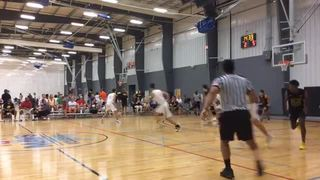 NLHA (14) triumphant over Team Buddy Buckets (1), 61-57