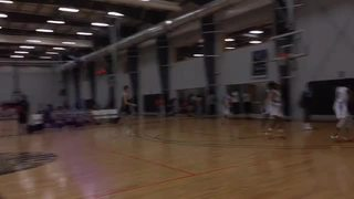 Oklahoma Hustle (59) with a win over Beast Elite (37), 77-76