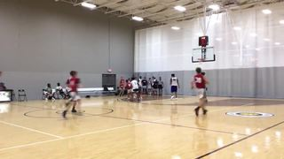 Indiana Elite prospect 2022 emerges victorious in matchup against Triple Threat, 74-53