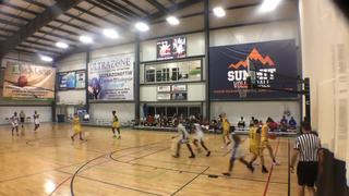 OHIO VARSITY (OH) emerges victorious in matchup against ROCK SUMMIT (IN), 49-43