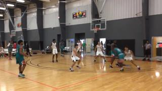 Texas Takeover Elite - Myron (60) defeats West Texas Blazers Jones (14), 65-53