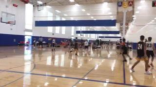 Lincoln Supreme UA 5th defeats Team Factory Gold 5th, 50-18