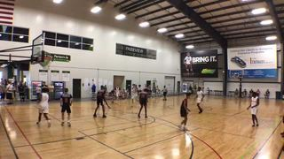 OHIO HOOPSTERS - HILL gets the victory over WISCONSIN EVOLUTION, 61-60