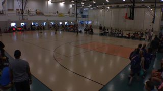 Wisconsin Academy - Hibner (WI) with a win over Illinois Intruders (IL), 62-54