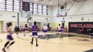 City Rocks NY - Black defeats Exodus Basketball - Exodus (NCAA Sanctioned), 51-50