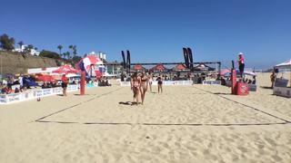 Jessica Smith / Natalie Myszkowski wins 1-0 over Grace Chillingworth / Tabitha Mitchell