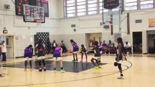 Exodus Basketball - Exodus Elite puts down Lady Xmen with the 30-23 victory