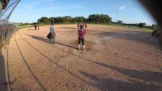 Naperville Diamonds (KZ) vs Indiana Firestorm Fastpitch 03 (Orange)