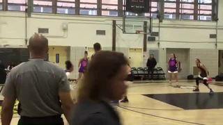 Exodus Basketball - Exodus (NCAA Sanctioned) picks up the 58-40 win against Team Rio