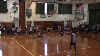 Roselle Catholic getting it done in win over Archbishop Stepinac, 57-55