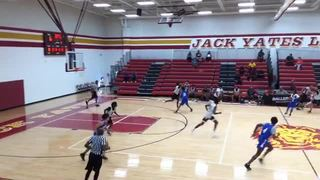 Beaumont United HS 42 Dickinson 40