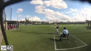 ScrapYard Internationals vs So Cal Athletics LeMaster