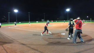 Firecrackers PA-Griffin vs Ohio Outlaws Harbold