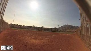 Utah Adrenaline vs Las Vegas Rage 16u-Pedersen