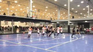 NJ Raptors vs Train'd 2 Go