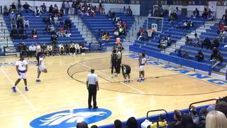 North Little Rock picks up the 83-62 win against Kenwood