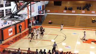 Urbana defeats Lake Forest Academy, 59-37