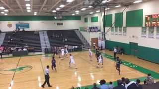 Charlotte Latin emerges victorious in matchup against Hickory Grove, 45-40