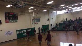 The Burlington School getting it done in win over United Faith, 69-68
