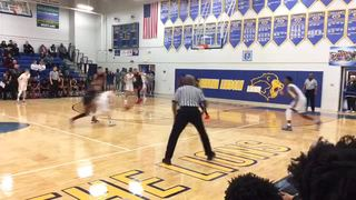 St. Francis Desales gets the victory over Huber Heights Wayne, 75-67