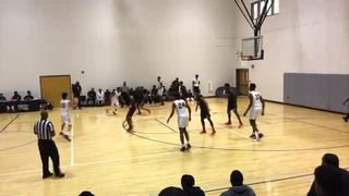 Creekside HS getting it done in win over Eagles Landing Christian Academy, 49-45