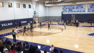 The Village School wins 74-52 over Houston Heights