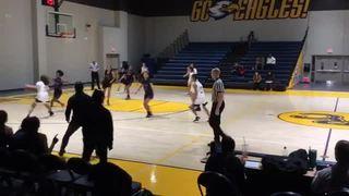Shadow Hills High School defeats Rancho Christian High School, 60-55
