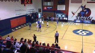 St. Marys Academy wins 57-50 over La Salle