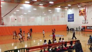 Team Takeover victorious over Boo Williams Red Tide, 59-38