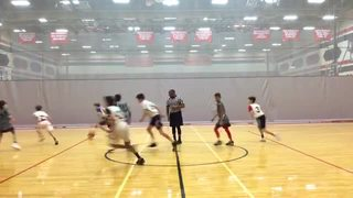 Next Level 5th picks up the 45-33 win against Rim Rockers