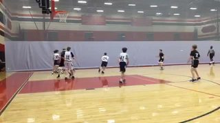 Next Level 5th wins 27-24 over Bradley Basketball Academy Black