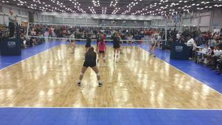 It's a wash between UPVBC 18 Adidas National and AJV 18 Elite