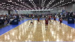 EXCEL 18 National Red wins 2-0 over AJV 18 Mizuno