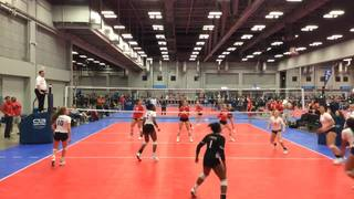 Max Performance 17 Blue wins 2-0 over Summit 17 Nike Blue