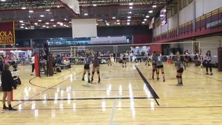 Blue Crab 13 Blue (BY) (1) defeats XTreme 13-1 (BY) (24), 2-0