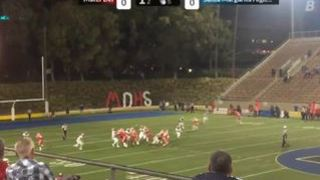 Mater Dei gets the victory over Santa Margarita High School, 62-14
