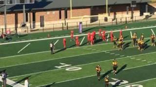 Marvelous T. streaming Football at North Kansas City, MO