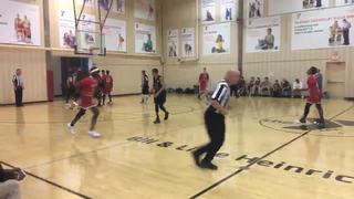 Elite emerges victorious in matchup against Aspire, 55-46