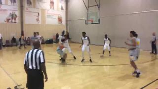 Middlebrooks triumphant over Athlos, 65-61