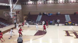 Las Vegas steps up for 74-60 win over Camarillo
