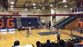 Clark County triumphant over Putnam City West, 53-44