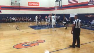 Thunder Ridge picks up the 73-61 win against Faith Lutheran