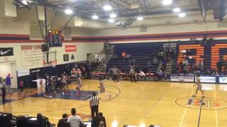 Athlete Institute steps up for 57-48 win over Trinity