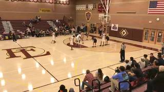Faith Lutheran bumped off in loss to Desert Vista, 71-57
