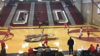 Boyd County triumphant over San Bernadino, 36-28
