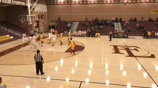 John Muir bumped off in loss to Faith Lutheran, 74-72