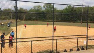 Katy B. streaming Softball at Fayetteville, PA