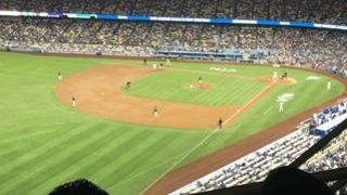 Luis R. streaming Baseball at Los Angeles, CA