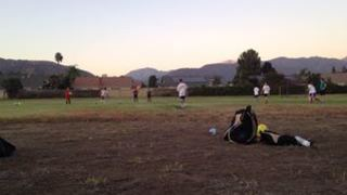 Melody I. streaming Soccer at San Dimas, CA